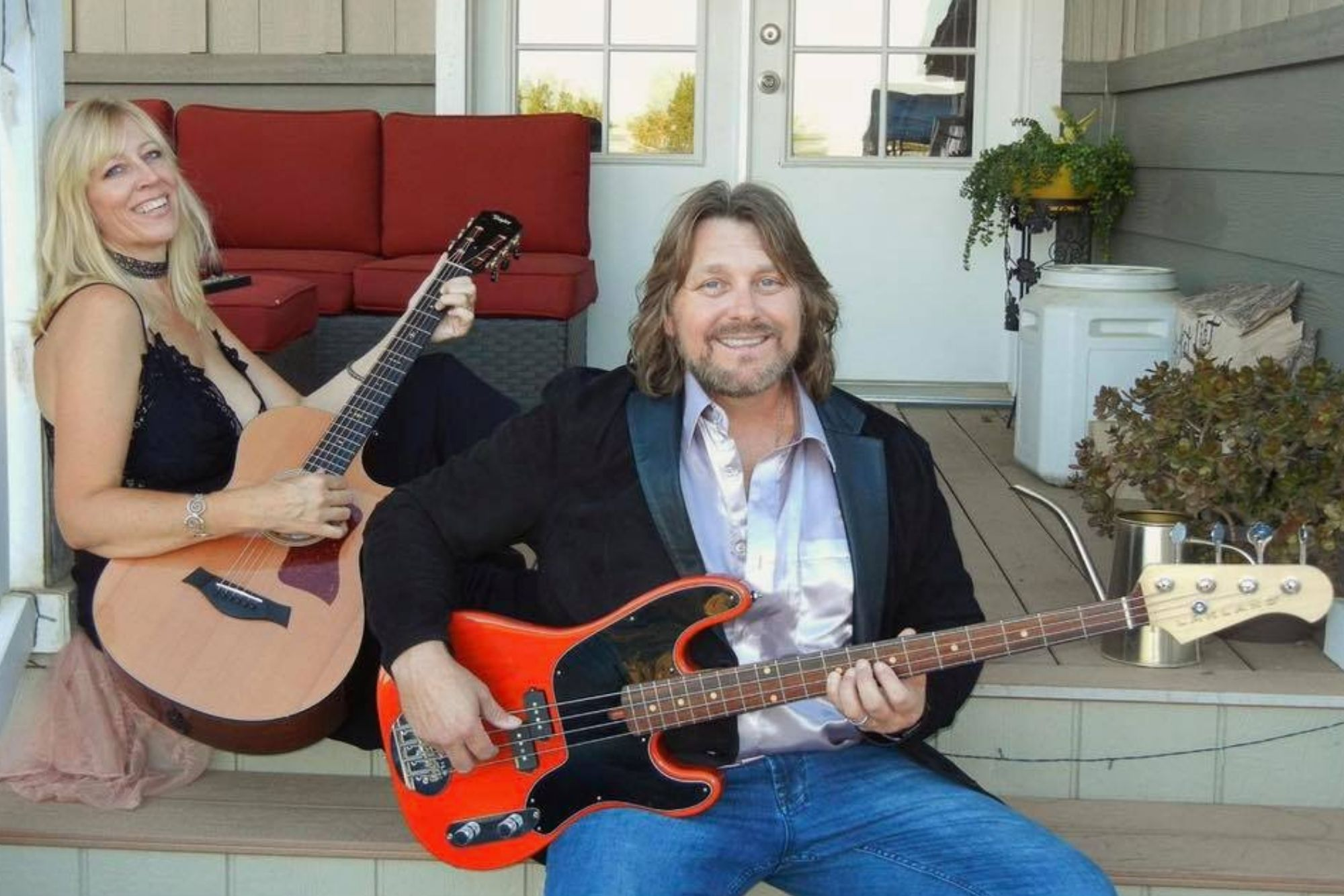 Sweet Taunts is performing at Viaggio Winery