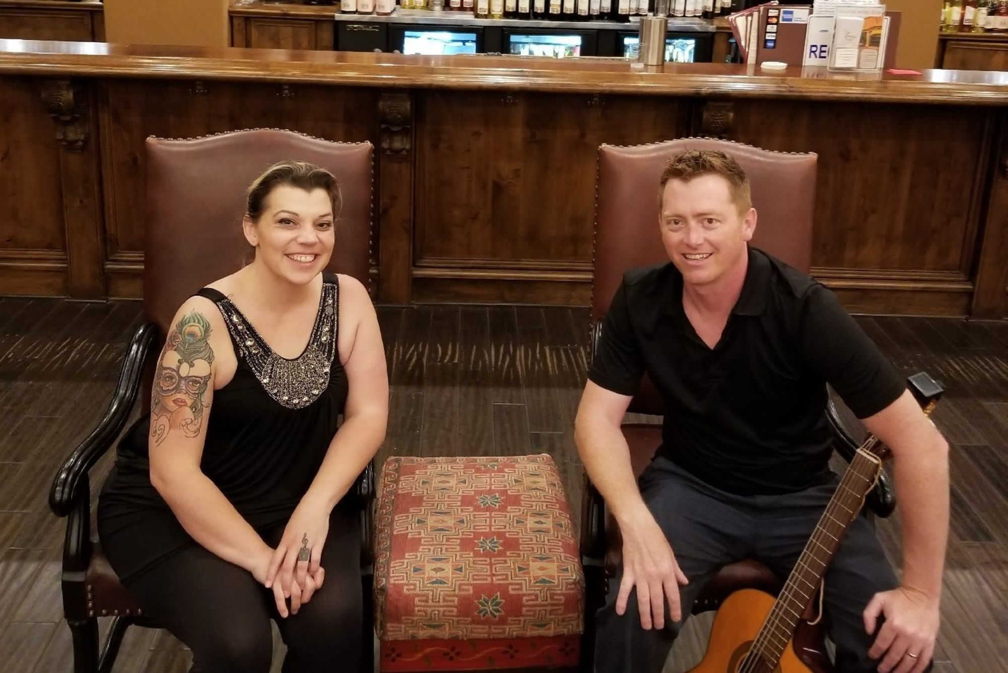 The Rhythm Section live at Viaggio Winery
